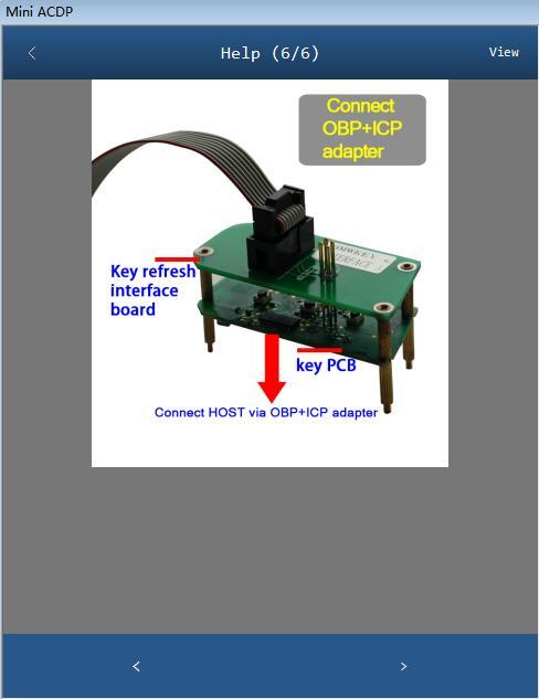 yanhua-acdp-f-chassis-key-868mhz-huf5661-22