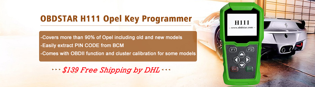 OBDSTAR H111 Programmer