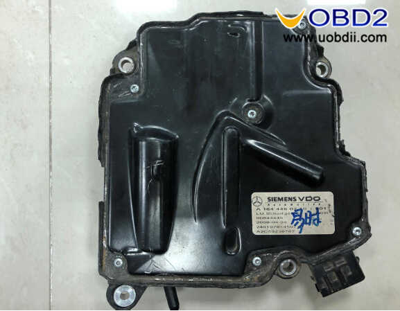 CGDI MB Clean ISM DSM ESM for Benz W164 (2)