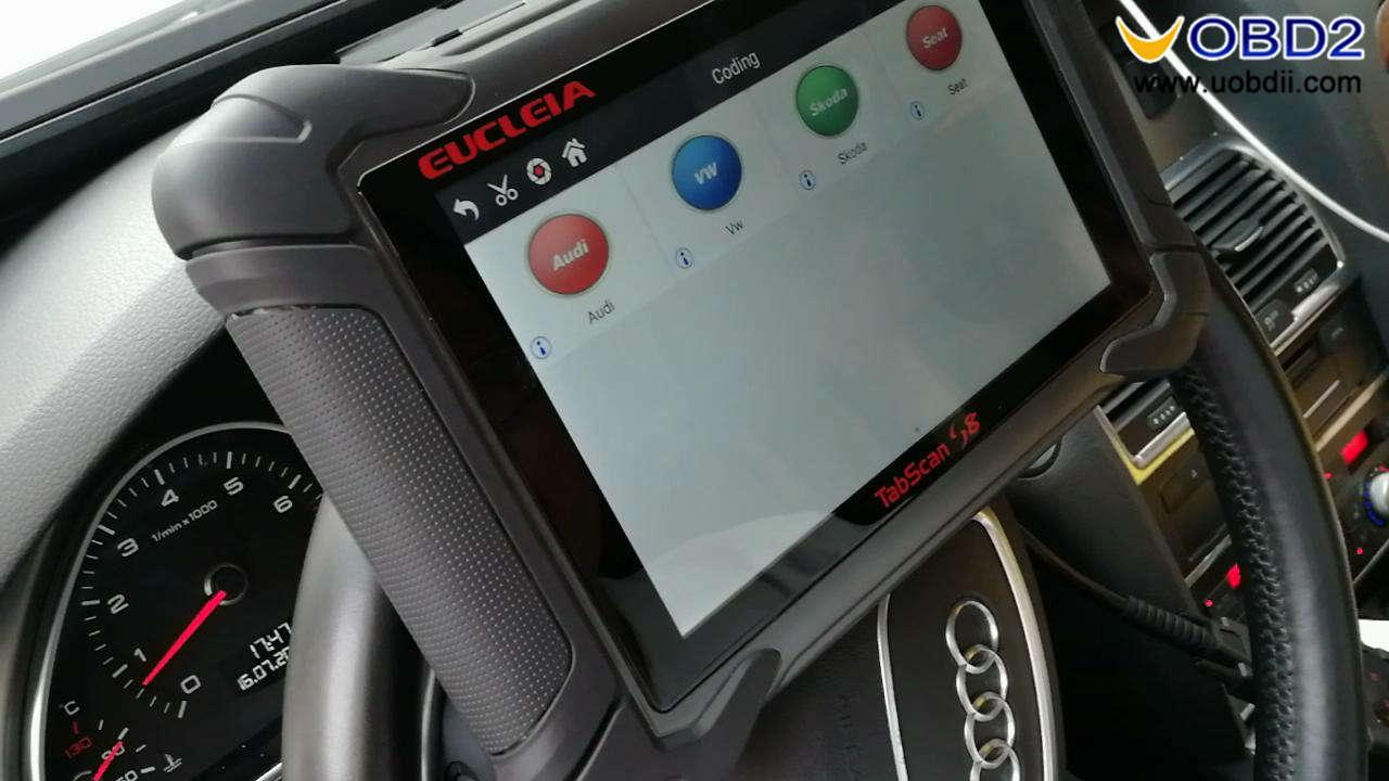 Eucleia Tabscan S8 diagnoses Audi (19)
