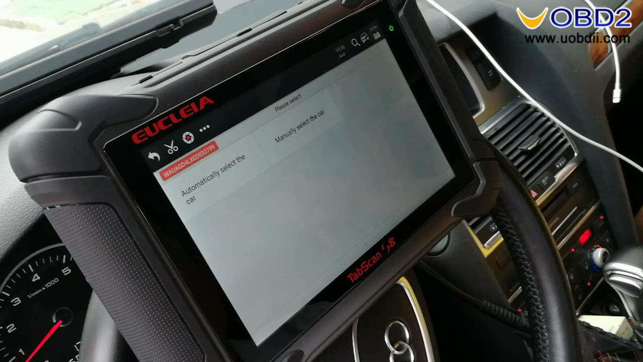 Eucleia Tabscan S8 diagnoses Audi (5)