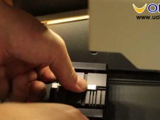 SEC-E9 Key Cutting Machine to Cut Silca HU100 Key (11)