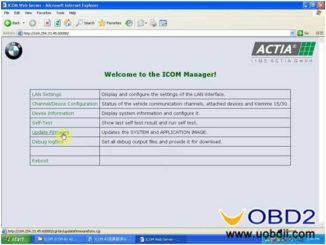 icom manager