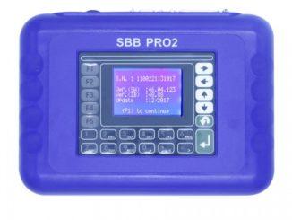 SBB Pro2 V48.88-1