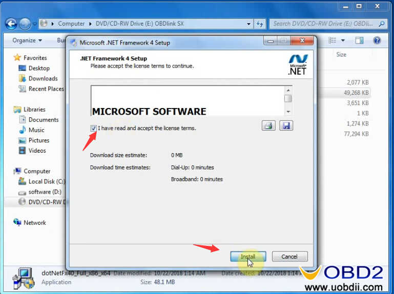 How to Install Renolink OBD2 Renault Software on Window 7 (3)