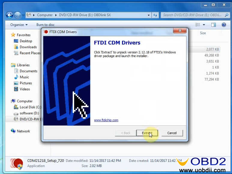 How to Install Renolink OBD2 Renault Software on Window 7 (7)
