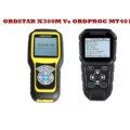 OBDSTAR X300M Vs OBDPROG MT401