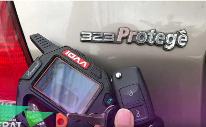 VVDI Key Tool Generate & Program Remote for Mazda 323 Protege (1)