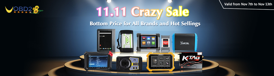 11.11 Crazy Sale