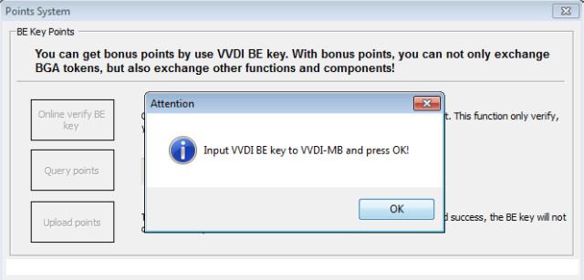How to download POINTS from MB KEYS (3)