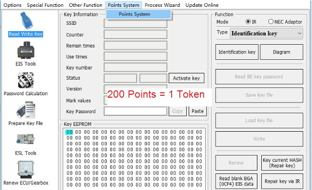 vvdi-mb-points-to-tokens