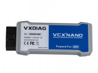 Vxdiag vcx nano GM
