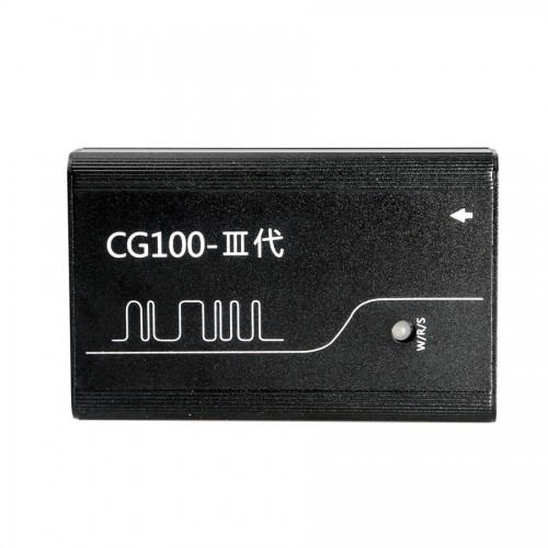CG100 PROG III