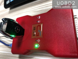 Benz FBS4,BE and 51 Key Information Identification by CGDI MB (1)