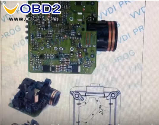 Benz W211 All Key Lost Programming by VVDI Prog and MB Tool (5)