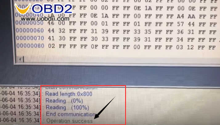 Benz W211 All Key Lost Programming by VVDI Prog and MB Tool (9)