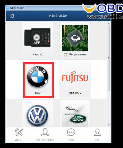 How to RepairRecovery BMW FRM Data Trouble (2)
