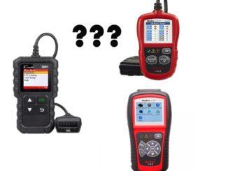 Launch CR3001 vs. Autel AL319 vs Autel AL519