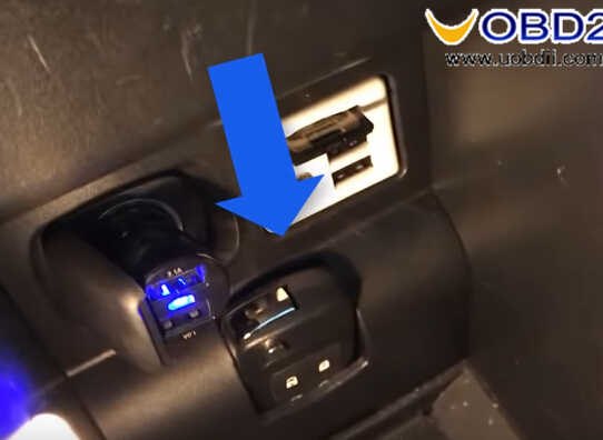 Lonsdor K518 Smart Key Programming for Chevrolet IMPALA 2014 (10)