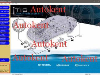 Toyota TIS Techstream 13.30.018 13.00.022 Download and Win7 Setup