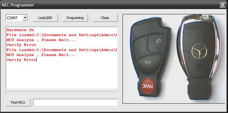 AK500+ VMware Download Free for NEC/IR Write UOBDII Official