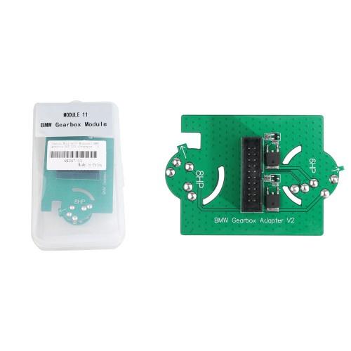 Yanhua Mini ACDP clear BMW 8HP ISN and refresh 6HP data