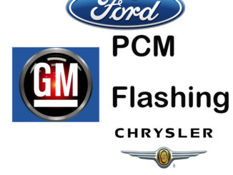 GM Ford Chrysler-PCM Flashing