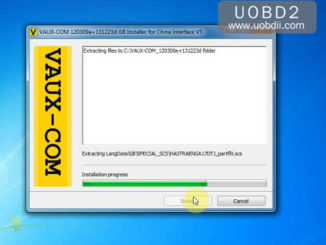 How to Install OPCOM VAUX-COM 120309a V1.99 on Win7 (5)