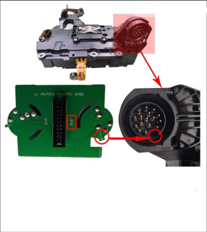 Step by Step Guide on Yanhua ACDP Clear BMW EGS ISN (2)
