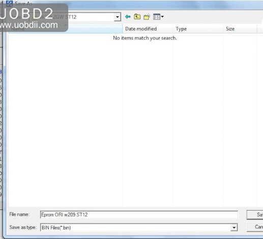 VVDI Prog+W209211 ZGW Adapter Read Benz W209 ST12 (17)