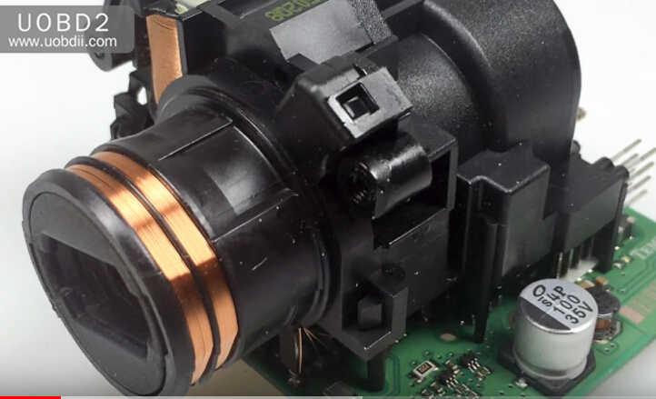 VVDI Prog+W209211 ZGW Adapter Read Benz W209 ST12 (2)