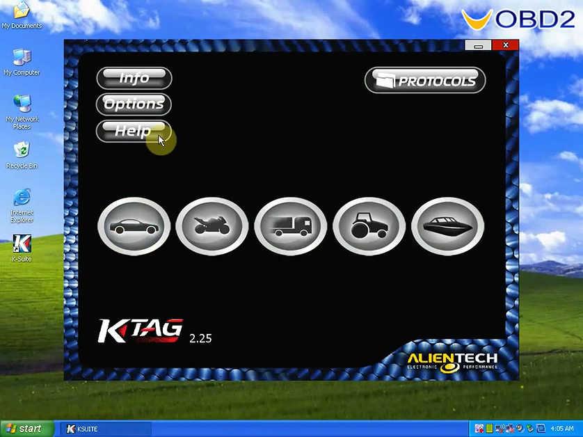 Ktag V2 25 fw 7 020 ECU programmer win7 free download