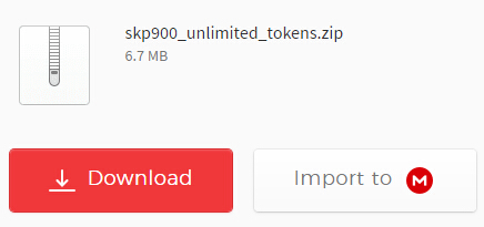 skp9000-unlimited-tokens-download