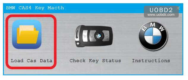 How to Program BMW CAS4+ All Key Lost by CGDI BMW (13)