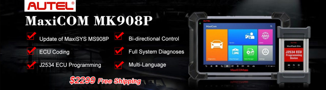 Foxwell NT650 Scanner