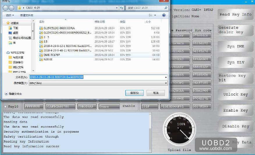BMW CAS3+ All Key Lost Programming by CGDI BMW (11)