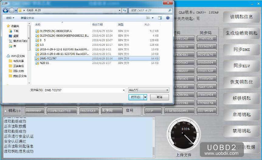 BMW CAS3+ All Key Lost Programming by CGDI BMW (14)