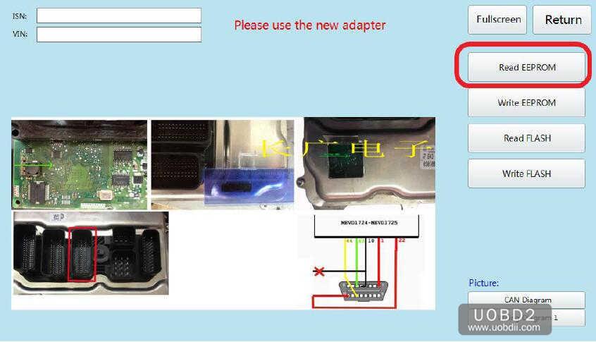 BMW CAS3+ All Key Lost Programming by CGDI BMW (5)