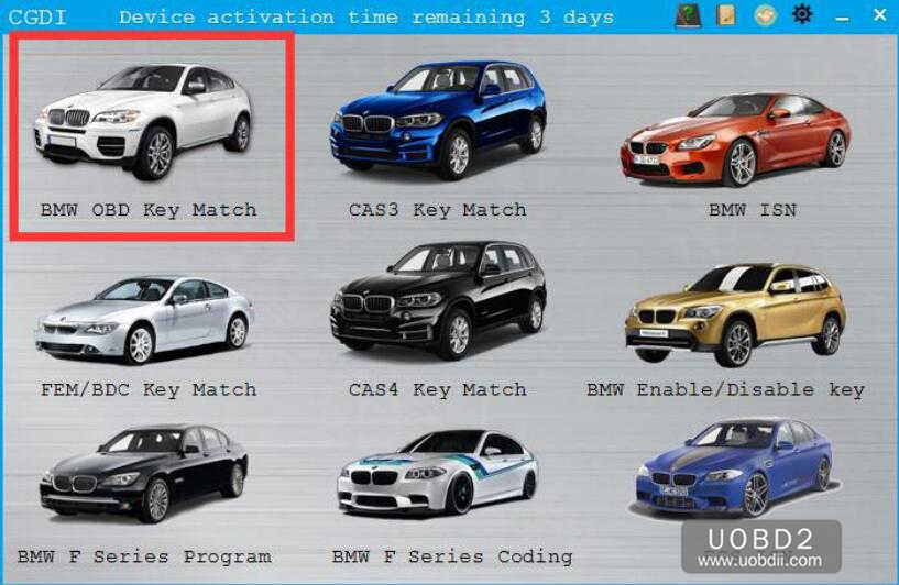 BMW CAS3+ All Key Lost Programming by CGDI BMW (8)