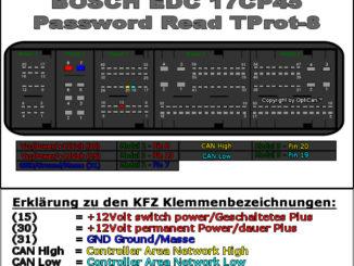 BMW_EDC17CP45_TPROT8_Pin_PCMFlash