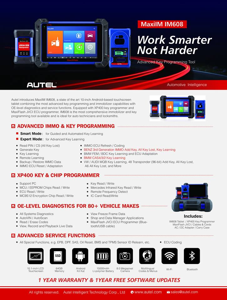 Autel MaxiSys MS906TS vs MS 906BT vs  MS906 UOBDII Official