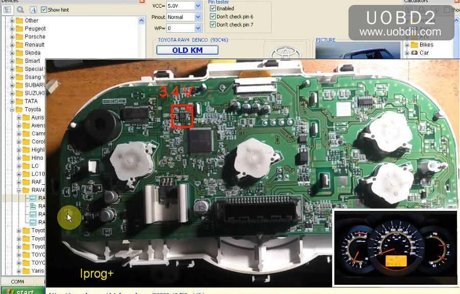 iProg Pro 69 user manual: software download, install, test
