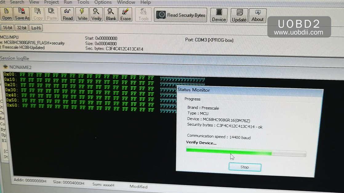 xprog-5-84-read-freescale-mc68hc908gr16-0m76z-10