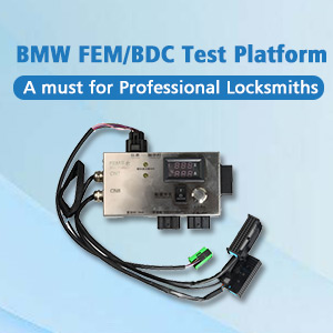 BMW FEM/BDC Test Platform
