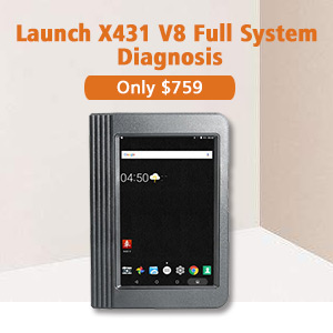 Launch X431 V8 Full System