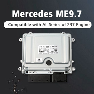 Mercedes ME9.7 ECU