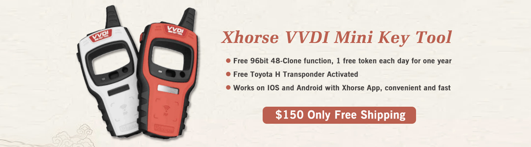 Xhorse VVDI Key Mini Plus
