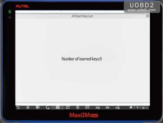 Autel IM608 All Keys Lost Programming for Range Rover Evoque 2013 (12)