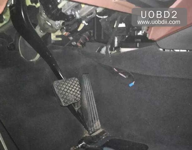 BMW 535Li 2014 160DOWT Odometer Correction by CG Pro9S12 (10)