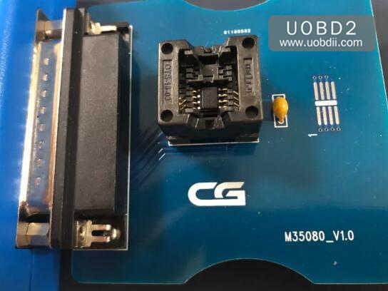 BMW 535Li 2014 160DOWT Odometer Correction by CG Pro9S12 (15)